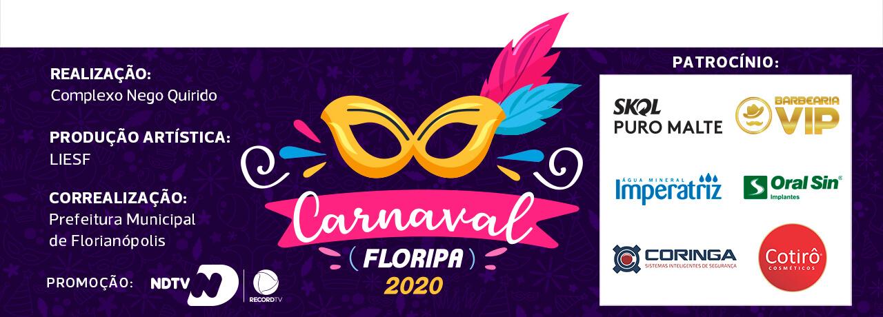 Patrocinadores carnaval 2020