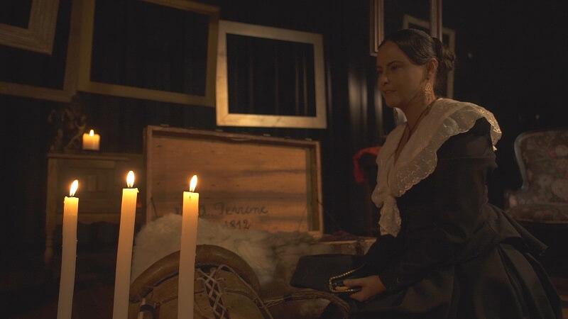 Imagem 1 - Episódio 03 - ROSITA - Anita: Amor, Luta e Liberdade